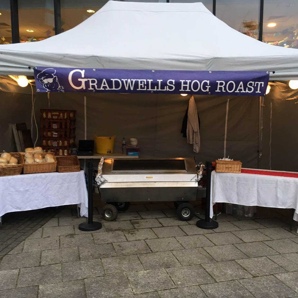 Gradwells Hog Roast