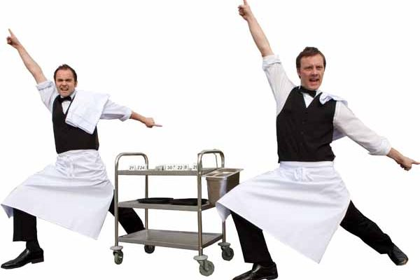 Comedy Waiters